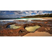Depot Beach, South Coast, NSW Photographic Print