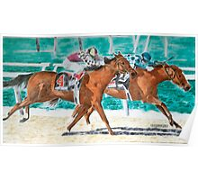 Kentucky Thoroughbred Poster