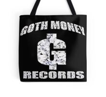 GOTH MONEY RECORDS Tote Bag