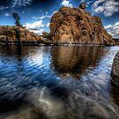 Water Line by Bob Larson