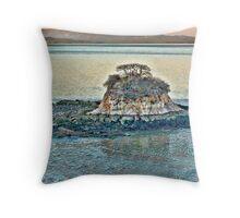 Bay Island Throw Pillow