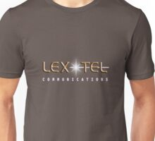 Lex-Tel Communications Logo Unisex T-Shirt