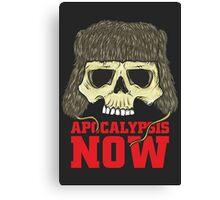 Apocalypsis NOW Canvas Print