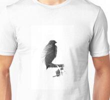 Bird Feather Unisex T-Shirt