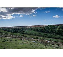 North Yorkshire Moors 1 Photographic Print