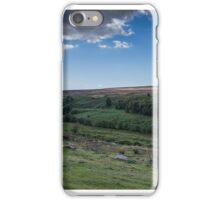North Yorkshire Moors 1 iPhone Case/Skin