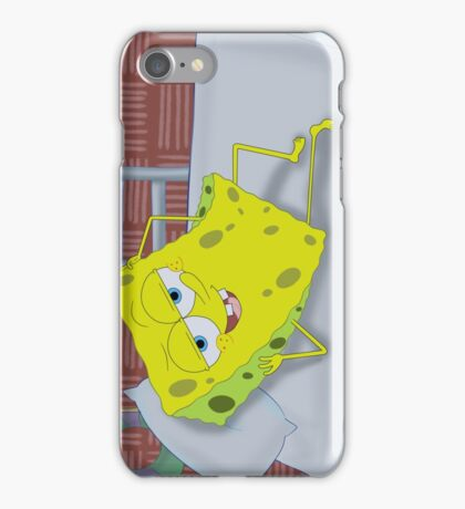 SpongeBob Sexy Bob iPhone Case/Skin