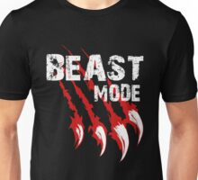Beast Mode Claw Unisex T-Shirt