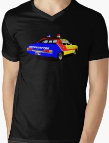 Mad Max's Interceptor Mens V-Neck T-Shirt