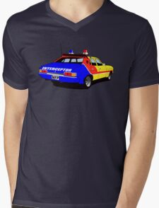 Mad Max's Interceptor Mens V-Neck T-Shirt