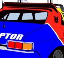 Mad Max's Interceptor Sticker