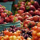 Market Fruit by Rae Tucker