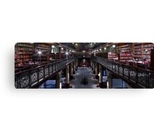 Mortlock Library Panorama Canvas Print