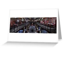 Mortlock Library Panorama Greeting Card