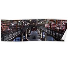 Mortlock Library Panorama Poster