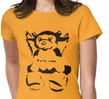 Party Cow Womens Fitted T-Shirt