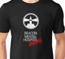 Beacon Mental Hospital Var. Unisex T-Shirt