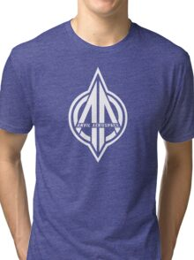 Anvil Aerospace Tri-blend T-Shirt