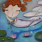 Lily and Clouds by Lisa Coutts