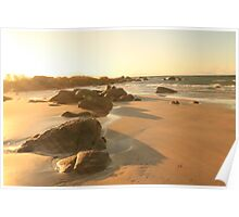 seascape colour Poster