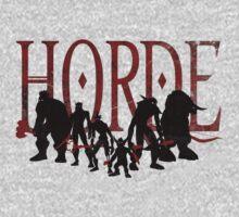 Horde One Piece - Short Sleeve