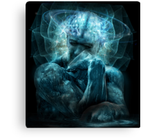 Cognitive Thought Canvas Print