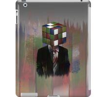 Figure Me Out iPad Case/Skin