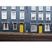 Irish windows Photographic Print