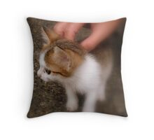 BABY IM LOST WITHOUT YOU  Throw Pillow