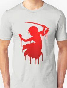blood+ saya anime manga shirt T-Shirt