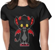 Stix (feral eyes) Womens Fitted T-Shirt