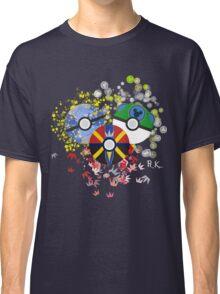 Kingdom Hearts Pokeball Classic T-Shirt