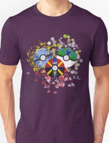 Kingdom Hearts Pokeball Unisex T-Shirt