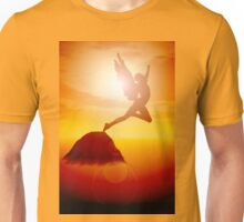 Flying too near the Sun Unisex T-Shirt