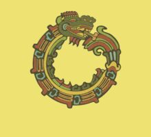 Quetzacoatl by halo13del