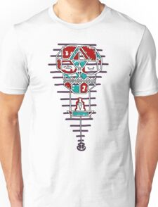 Sleep With One Eye Open Clock Unisex T-Shirt