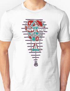 Sleep With One Eye Open Clock T-Shirt
