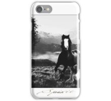 Spirit - Potrait of an Horse iPhone Case/Skin