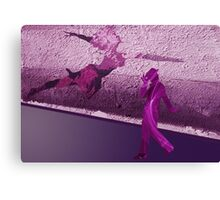 Let's dance - Graffiti Canvas Print