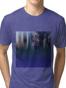 Fade to Blue Tri-blend T-Shirt