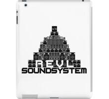 Pyramid of Sound(System) iPad Case/Skin