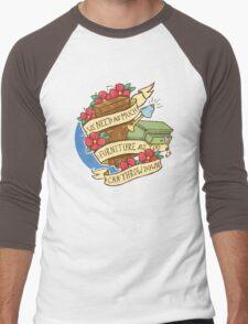 Courfeyrac line Men's Baseball ¾ T-Shirt