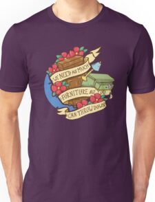 Courfeyrac line Unisex T-Shirt