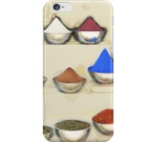 Spicy day iPhone Case/Skin