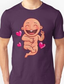 Laughing Baby T-Shirt