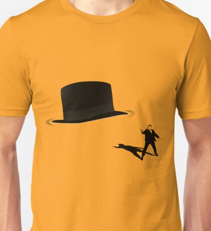 Oddjob Says Catch! Unisex T-Shirt