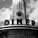 classic diner #2 by greg angus
