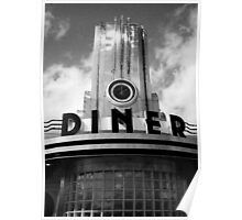 classic diner #2 Poster