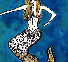 my mother's mermaid went to my sister by Kathleen Cameron