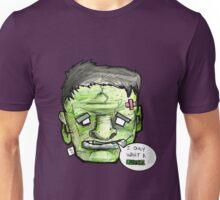 Incredible Sulk DEPRESSHEAD Unisex T-Shirt